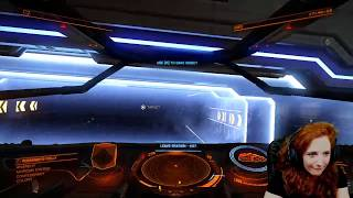 First time playing Elite Dangerous [May VOD #1]