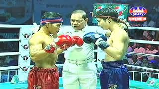 Kun Khmer, លាភ រដ្ឋា Vs ថៃ, Leap Rotha Vs Dekdoeu (Thai), SEATV boxing 19 Jan 2019 | Fights Zone