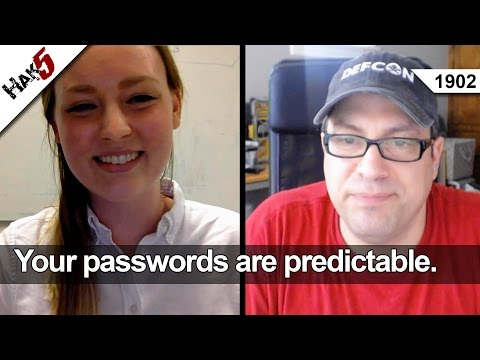 Your Passwords are Predictable, Hak5 1902