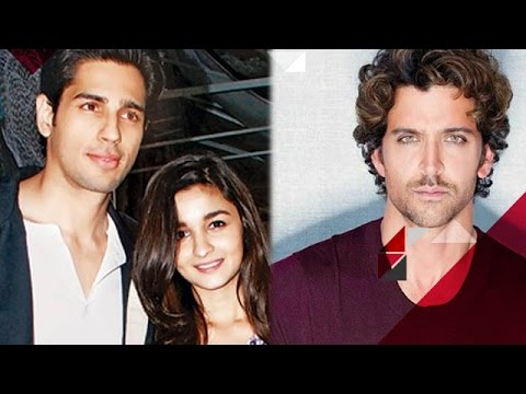 Have Sidharth Malhotra & Alia Bhatt BROKEN UP, Legal War With Kangana Is AFFECTING Hrithik's Work