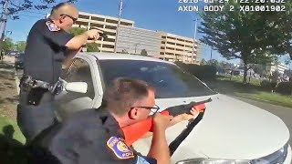 👮🏼🚔BEST OF POLICE DASHCAMS | COPS ARE AWESOME | POLICE JUSTICE / POLICE CHASE COMPILATION #32