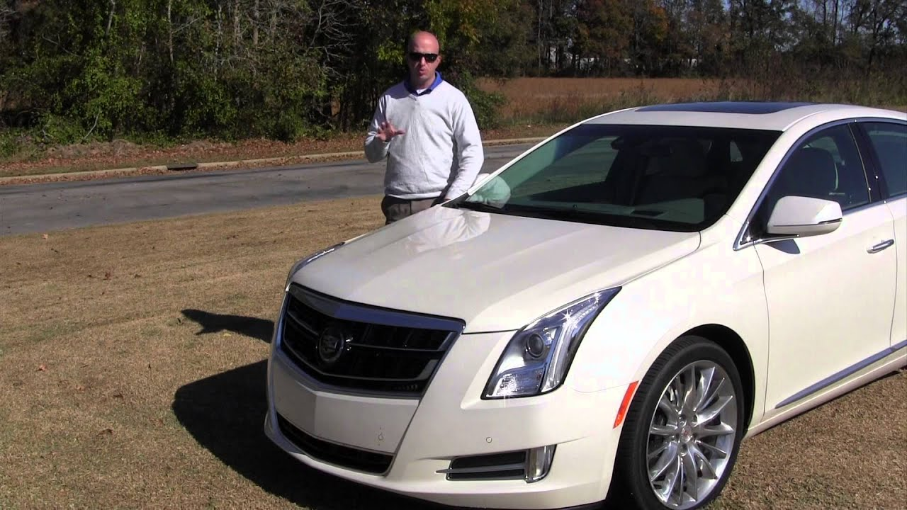 2014 cadillac xts twin turbo youtube. Cars Review. Best American Auto & Cars Review