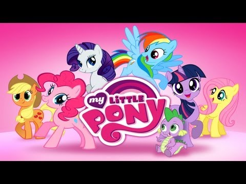 My Little Pony - Friendship is Magic - Universal - HD Gameplay Trailer