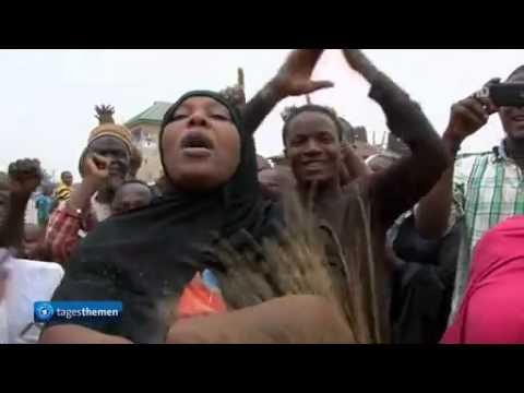 Präsidentenwahl in Nigeria: Oppositionskandidat Buahri liegt klar vorn