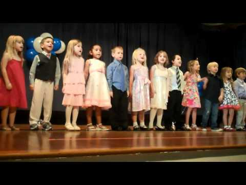 Rock Creek Academy PreK Graduation June 11, 2011