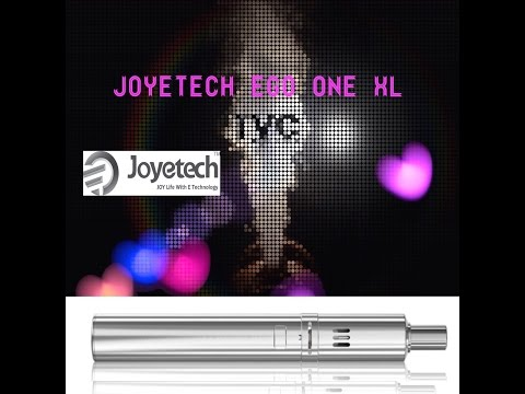 Joyetech eGo ONE XL On TVC