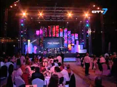 City 7TV- 7 National News- Feature Report- 19 November 2011- Oil Baron's Charity Ball