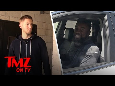 Calvin Harris Works Out Like a Real-Life Pro Athlete! (TMZ TV)