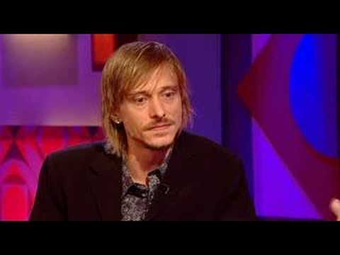 Mackenzie Crook on Friday Night with Jonathan Ross Pt 1/2