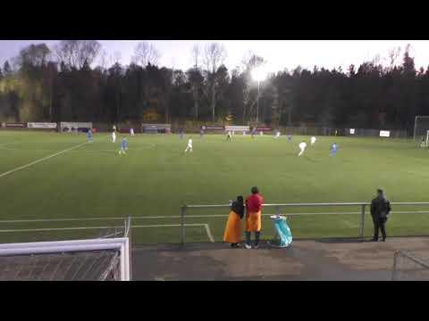 U16: Třinec - FCB 0:4 (sestřih branek)