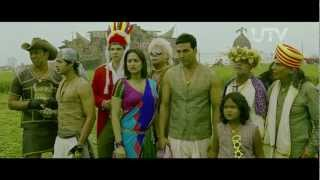 Joker - Joker | 2012 | Bollywood Movie Scene | Game Over Genius | Akshay Kumar ( akki) - Sonakshi Sinha