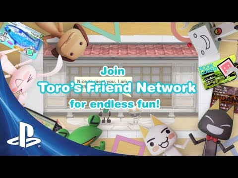 Welcome to Toro's Friend Network!
