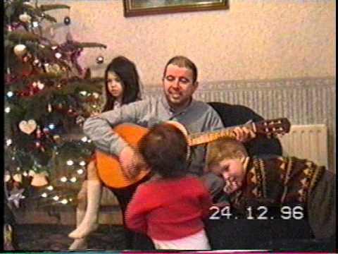 Dustin's Xmas Tree Song
