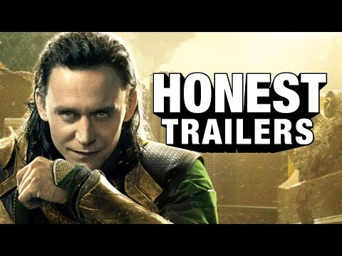 Honest Trailers - Thor: The Dark World