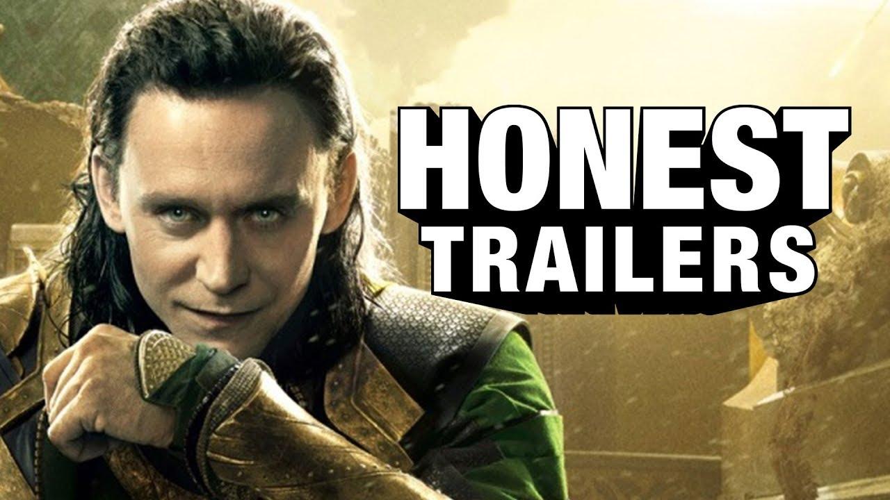 El honesto trailer para Thor 2