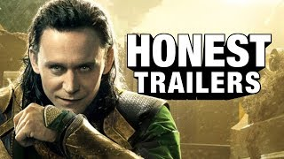 Thumb El honesto trailer para Thor 2