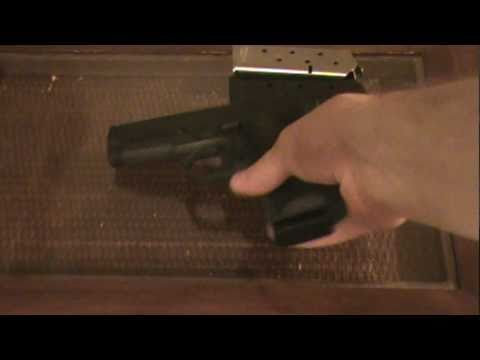 Rock Island Armory(RIA) 1911 .45ACP Compact Update with Bianchi Holster