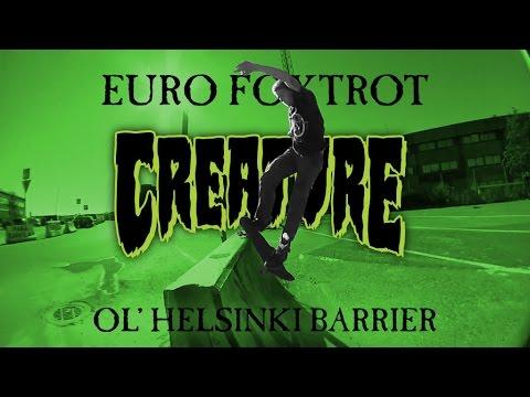 Creach at the Ol' Helsinki Barrier