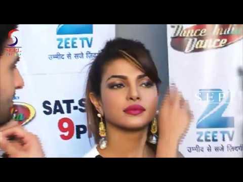 Sexy Priyanka Chopra Deep Cleavage Visible Hot video