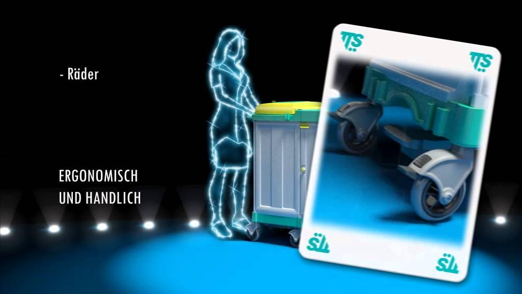 Tts Reinigungswagen Nick Tts Magic Individuelle Reinigungswagen f r Jeden Anwendungszweck Www