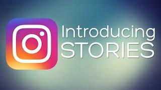 Introducing Instagram Stories (Parody)