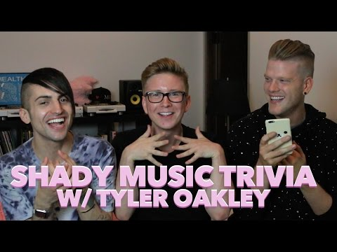 SHADY MUSIC TRIVIA (feat. Tyler Oakley) thumbnail