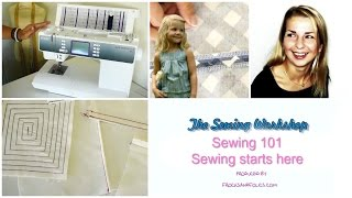Learn how to Sew - Sewing workshop