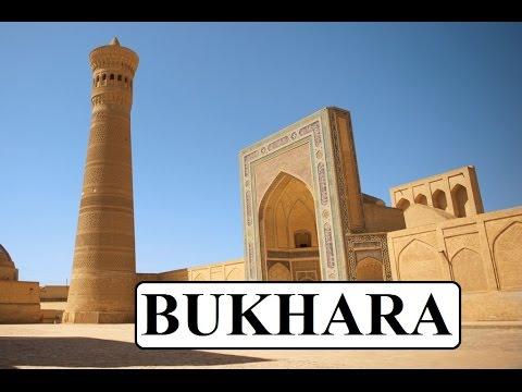 Uzbekistan:Buhara(1)2500 yıllık İpekyolu şehri (Silkroad) Part 3/17