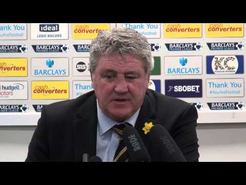 Hull City v Manchester City | Reaction with Steve Bruce