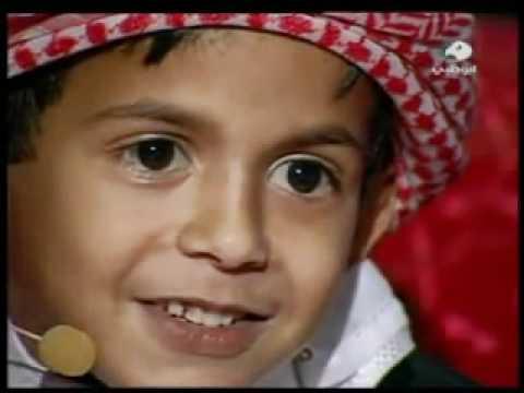 طفل يمني من شبوه ابهر الملايين ... فيديو