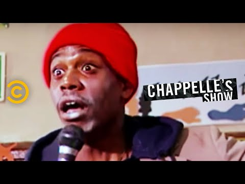 Chappelle's Show - Tyrone Biggums's Classroom Visit