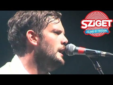 Klaxons Live - There Is No Other Time @ Sziget 2014