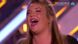 Jenny Ball Delivers a Bulletproof Audition - The X Factor UK on AXS TV