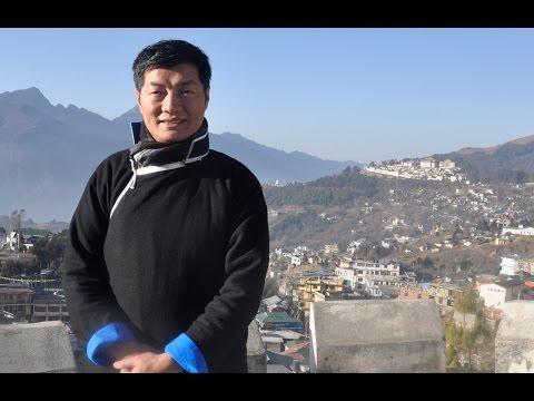 Sikyong Visits to North East India