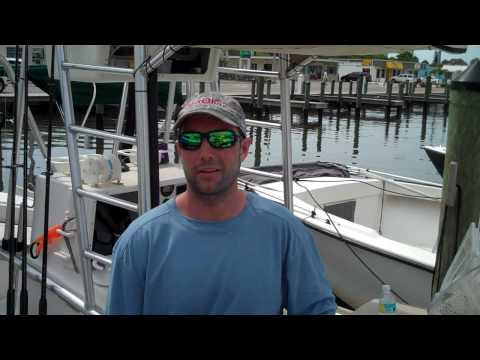 Interview with a Fishing Captain on Anna Maria Island Florida