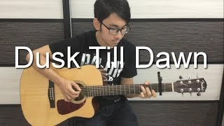 ZAYN - Dusk Till Dawn ft. Sia - Fingerstyle Guitar Cover (FREE TABS)