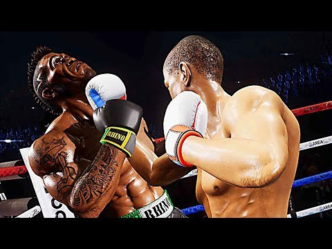 CREED Gameplay EXTENDED (E3 2018) PS4 Boxing Game