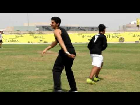 QA Advisory Soccer Victory Dance