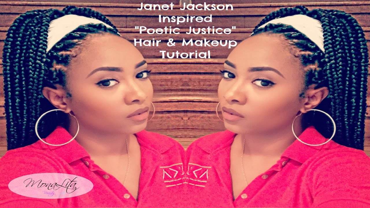 Janet jackson poetic justice twist