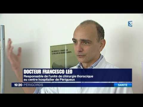 Journée sans tabac à l'hôpital de Périgueux