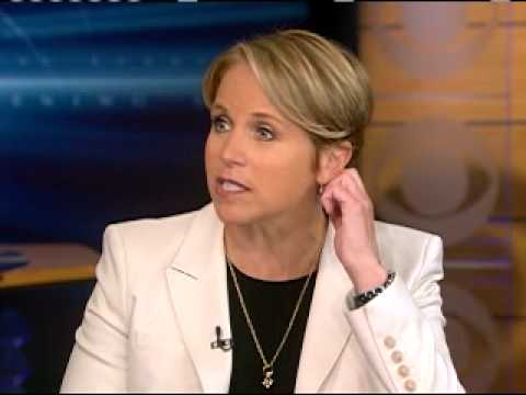 Katie Couric on how to conduct a good interview