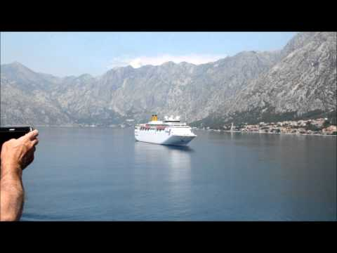MSC ARMONIA COSTA CLASSICA Horns Kotor Jun 13