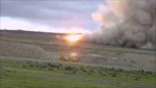 ATK test fire
