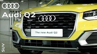 The Audi Q2: The stylish, distinctive, practical SUV