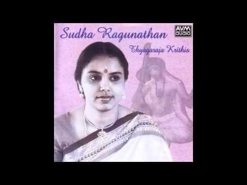 02   Sudha Ragunathan Thyagaraja Krithis   Nagumomu Dr  Semmangudi Srinivasa Iyer Raga Abheri; Tala video