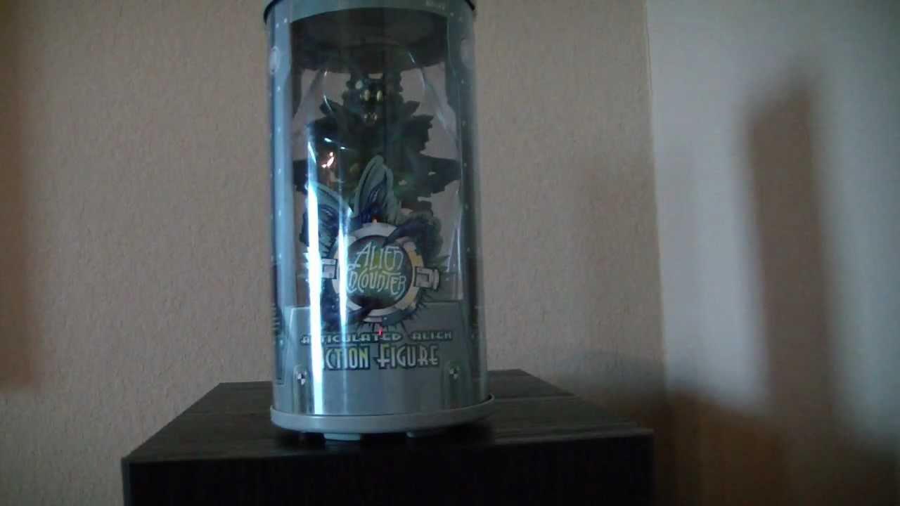 Walt Disney World Alien Encounter Alien Action Figure