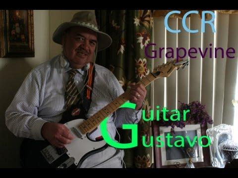 CCR - Grapevine 1st Guitar Solo