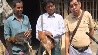 Myanmar Delegation to Kuroiler Land