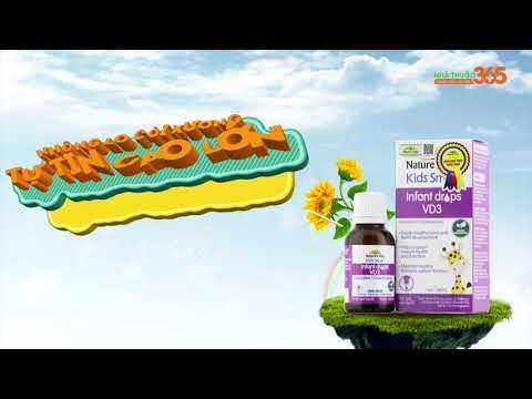Bổ sung Vitamin D3 cho trẻ an toàn nhất