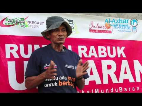 Rumah Rabuk Umbaran - Al Azhar Peduli Ummat